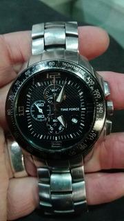 Reloj Time Force Tf 2907 M Cronómetro Oportunidad!