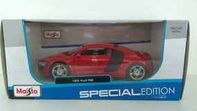 Maisto Special Edition - Audi R8 (red) - Escala 1/24