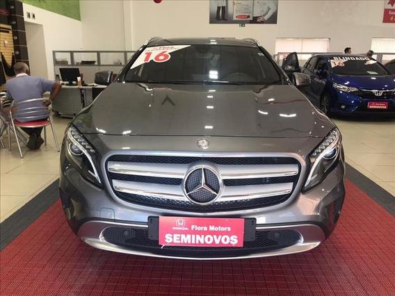 Mercedes-benz Gla 200 Gla 200 1.6 Turbo Flex Automatico