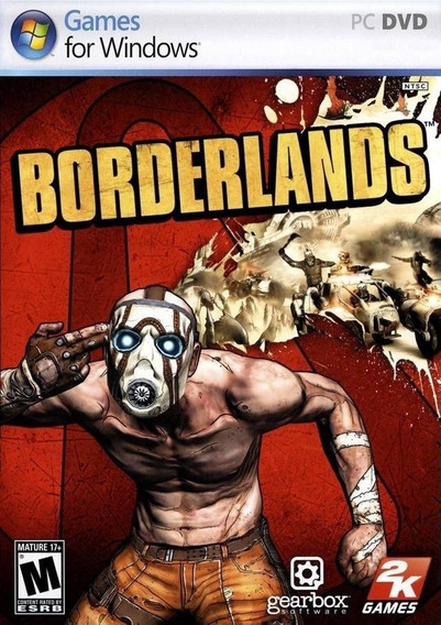 Borderlands - Pc - Jogo Novo, Original E Lacrado!