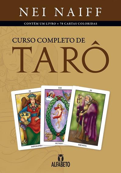 Curso Completo De Tarô - Livro + 78 Cartas