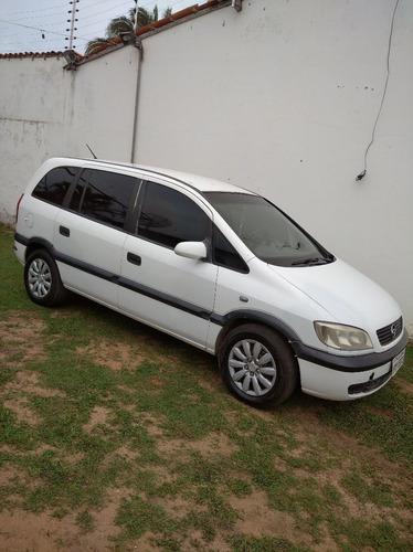Chevrolet Zafira 2002 2.0 16v 5p