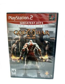 Juego Ps2 God Of War 2 Nuevo! Envío Gratis