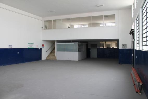 Galpão Em Vila Moinho Velho, São Paulo/sp De 450m² Para Locação R$ 8.000,00/mes - Ga539403