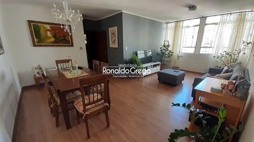 Apartamento Á Venda Com 3 Dorms, Paraíso, Sp - R$ 1.05 Mi - V1313