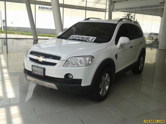 Chevrolet Captiva Blindada Automatico