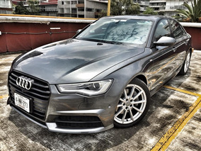 Audi A6 2.0 Tfsi S Line 252hp Garantia Agencia