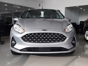 Ford Fiesta Kinetic Se At 1.6 2018 0 Km | Rojo Gris