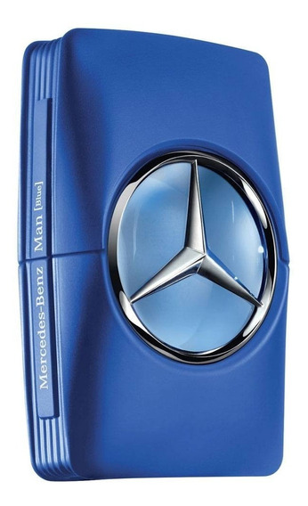 Mercedes-benz Man Blue Edt 50ml Original E Lacrado