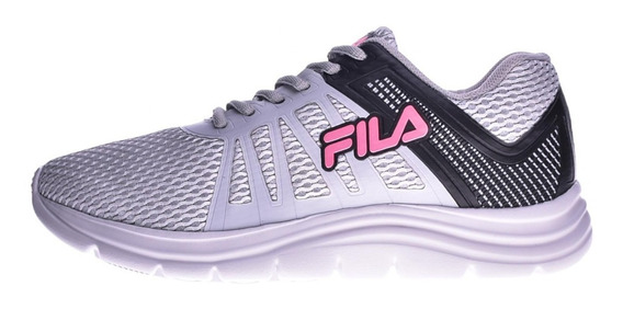 Zapatilla Fila F-finder W Silver