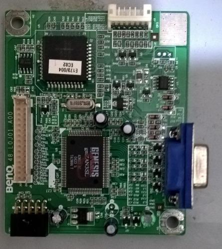 Monitor Dell E173fbp Placa Main