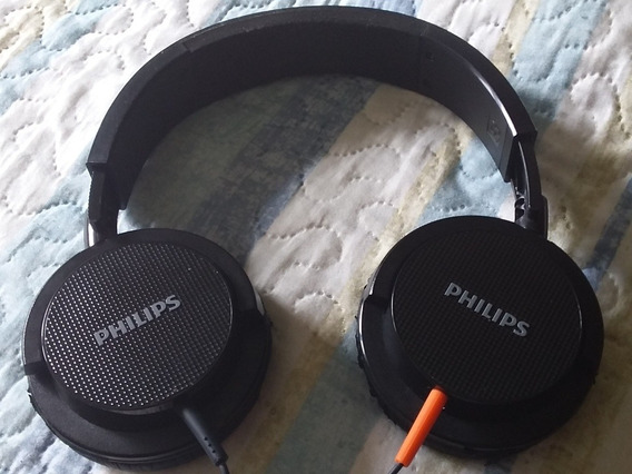 Fone De Ouvido Philips Shl 3100 Usado Leia Descricao