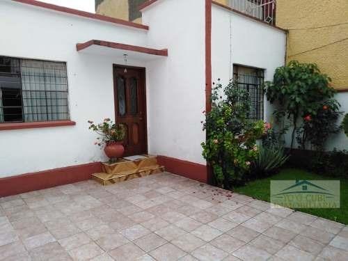 Casa Para Remodelar, Gran Ubicación (tlalpan Y Miramontes)