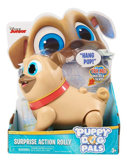 Surprise Action Rolly Figura Puppy Dog Pals