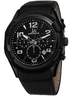 Reloj Joshua & Sons Para Hombre, Con Cronómetro, Pulso De