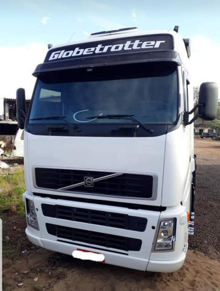 Volvo Fh12 440 6x2 Globetroter 2012 Ishift