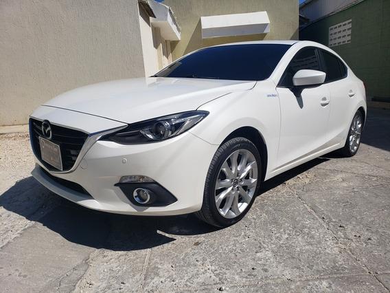 Mazda 3 Grand Touring Automatico Modelo 2016