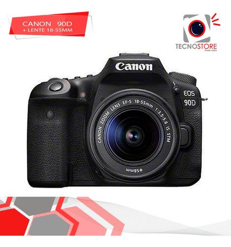Canon 90d + 18-55mm + 16gb Buen Precio