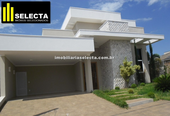 Casa Condomínio 3 Quartos Para Venda No Condomínio Damha Vi Em São José Do Rio Preto - Sp - Ccd3956