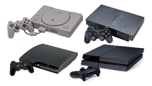 Reparacion De Consolas Ps 1,2,3,4 Xbox, Sega + 2x1