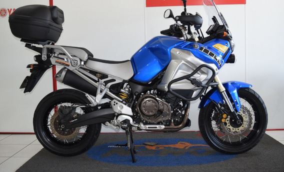 Yamaha Super Tenere 1200 Azul
