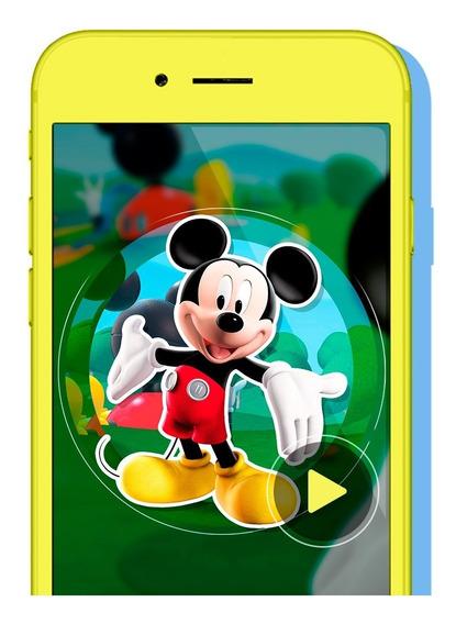 Video Invitación Digital Infantil | Mickey Mouse
