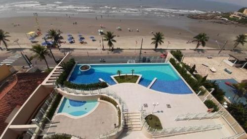 Apartamento Na Praia Dos Sonhos Em Itanhaém,confira! 7505 Ja