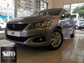 Peugeot 301 Allure 0km 2017 Sin Nav Oportunidad Contado (e)