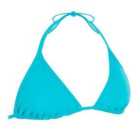 7999ca6c9761 Bikini Celeste Triangulo en Mercado Libre México