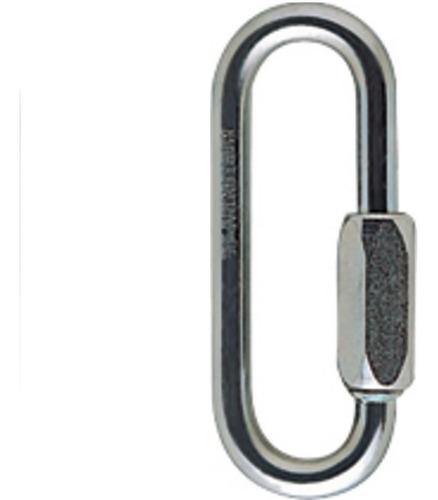 Mosquetón Maillon Conector Go P15 N° 7 Steel