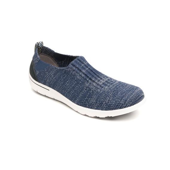 Flat Casual Sport Flexi Dama 39113 Azul