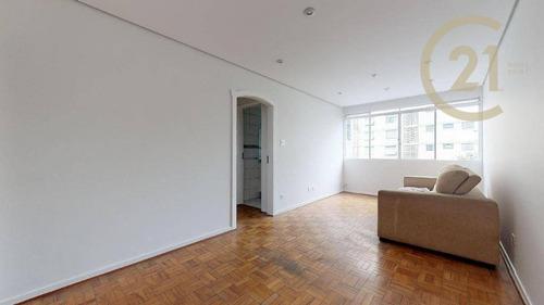 Imagem 1 de 23 de Apartamento Com 2 Dormitórios À Venda, 84 M² Por R$ 595.000,00 - Perdizes - São Paulo/sp - Ap21526