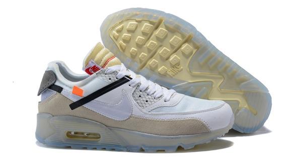 Sneakers Nk Max 90 Off White.