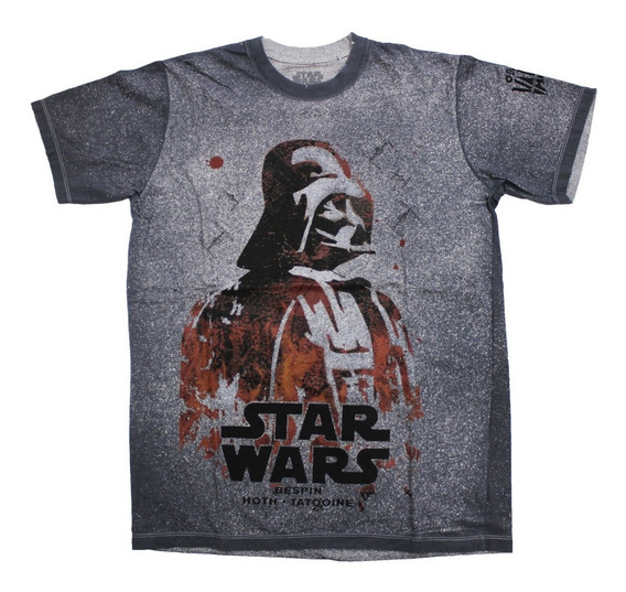 Remera Star Wars Original Vader Ii