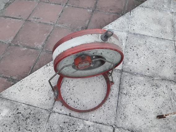 Balanza Reloj Verdulera Colgante 25 Kilos