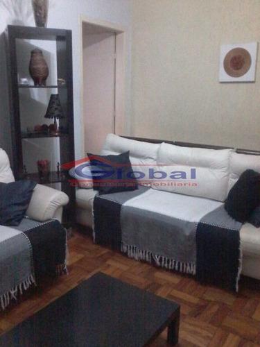 Casa Em Santa Maria- Santo André - Gl40082
