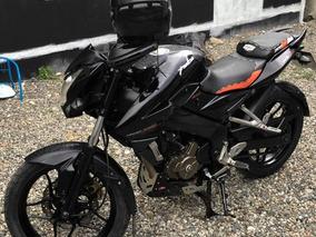 Moto Pulsar Ns 200... Año 2016 37000 Km
