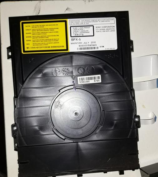 Leitor De Dvd 3d Blu-ray Sony Bdp-s470