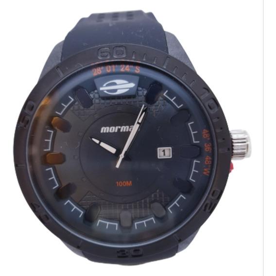 Relógio Masculino Preto Mormaii
