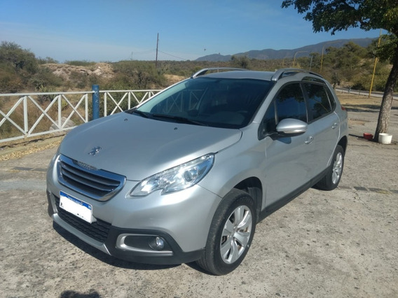 Peugeot 2008 1.6 Allure 2017