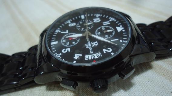 Relógio Masculino Chronograph Water Resistant Modelo 1853