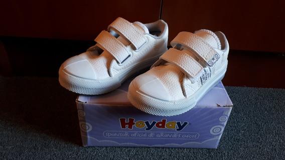 Zapatillas Heyday Con Abrojo