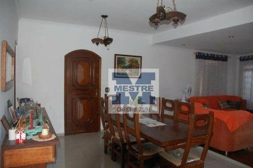 Sobrado Com 5 Dormitórios À Venda, 363 M² Por R$ 870.000,02 - Jardim Paraventi - Guarulhos/sp - So0447