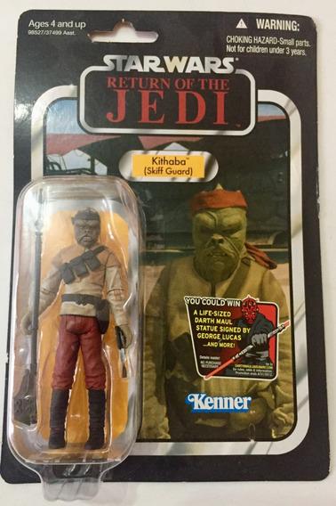Figura O Muñeco Star Wars Vintage Collection Kithaba
