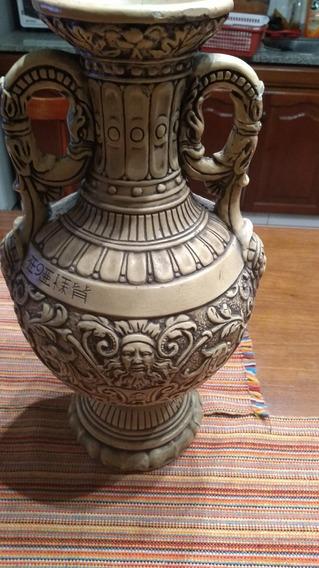 Jarron Antiguo Oriental 40 Cm
