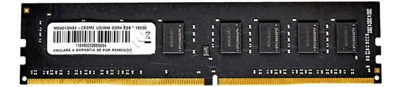 Memória 8gb Ddr4 19200 Multilaser - Mm814 2400mhz