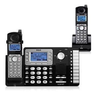 Telefono Empresarial R C A 2 Lineas + 1 Tel Inalambrico.
