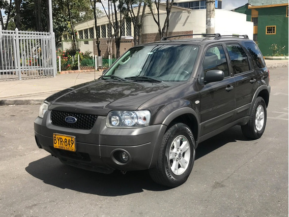 Ford Escape 4x4 Xlt Aut.