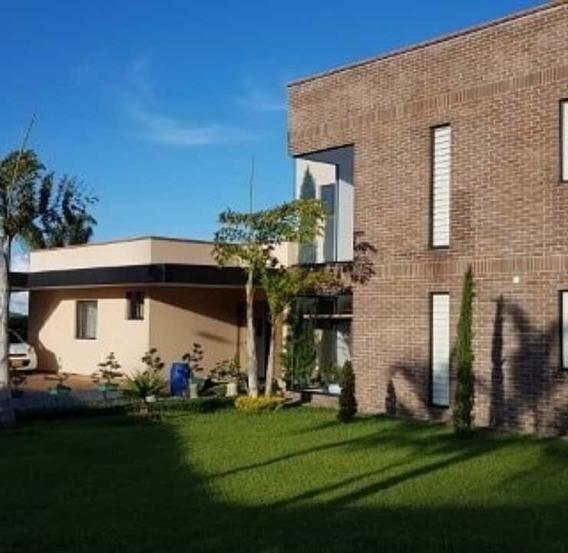 Casa Campestre Unidad Cerrada Con Super Vista