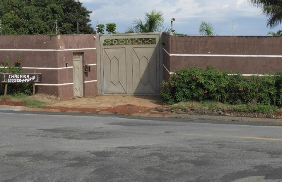 Chácara Residencial À Venda, Vila Fátima, Capivari. - Ch0160